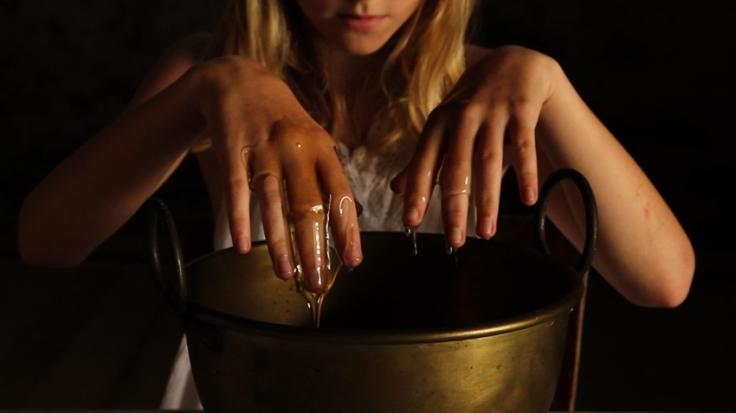 honey hands
